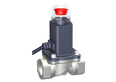 鑫豪斯DN20家用防爆燃气电磁阀 家用燃气紧急切断电磁阀XF2020D