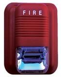 供应声光报警器SG109 报警器 声讯器 警报器 通用2线编声光器