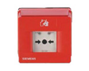 西门子 FDM228-CN 手动报警按钮(可复位式)