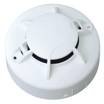 独立家用感烟探测器 独立交流烟感 JTY-GD-802AC 光电烟感器